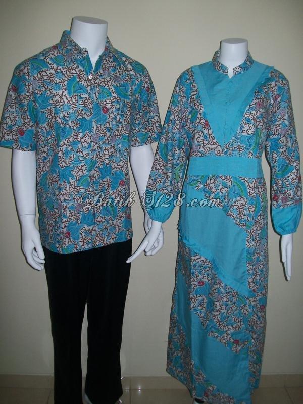 Model Dan Motif Batik Sarimbit Yang Dijual Di Thamrin City