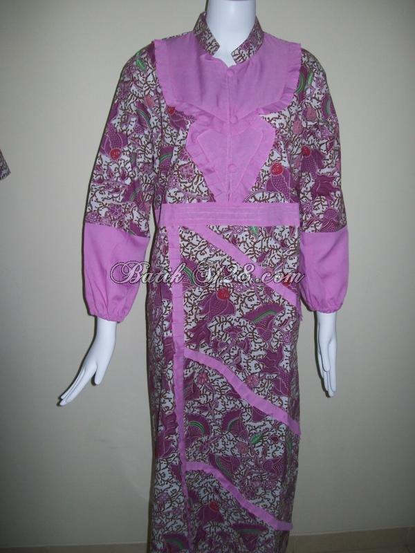 Jual Murah Sarimbit Batik Wanita Dan Pria Dari Batik Solo [SR024]