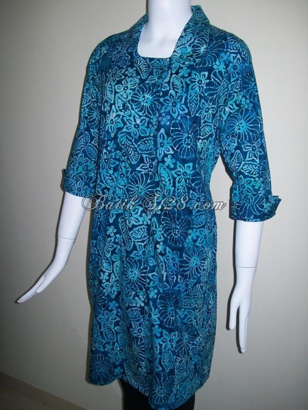 Harga Murah Untuk Baju Batik Cap Asli Solo BLS033 Toko