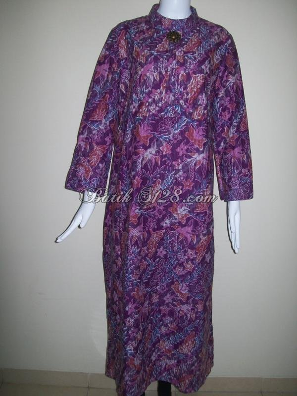 Jual Busana Muslim Batik Untuk Busana Lebaran Model Trendy Dan