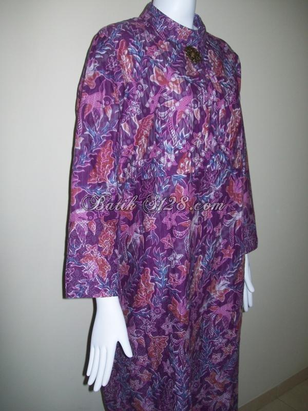 Jual Busana Muslim Batik Untuk Busana Lebaran,Model Trendy Dan Modern