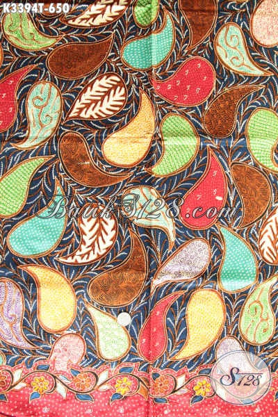 Kain Batik Premium Buatan Solo, Batik Kain Istimewa Motif Modern Bahan Busana Mewah Dan Berkelas Proses Tulis Asli Hanya 600 Ribuan
