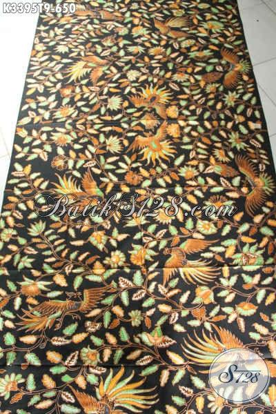Batik Kain Solo Terbaru, Batik Mewah Motif Bagus Proses Full Tulis Cocok Banget Untuk Pakaian Santai Maupun Resmi, Menunjang Penampilan Nan Percaya Diri [K3395T-240x110cm]