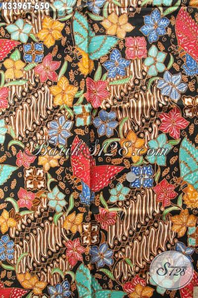 Kain Batik Halus Motif Mewah Modern Klasik, Batik Tulis Premium Bahan Aneka Busana Wanita Pria Nan Istimewa Harga 650K