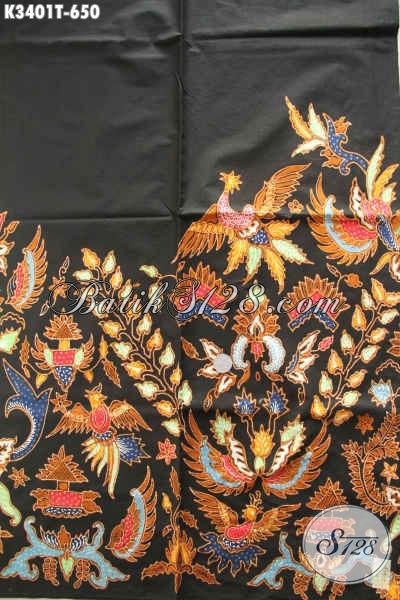 Pusat Grosir Kain Batik Solo Online, Sedia Batik Mewah Full Tulis Motif Terkini Bahan Aneka Busana Mewah Berkelas Wanita Dan Pria Modern [K3401T-240x110cm]