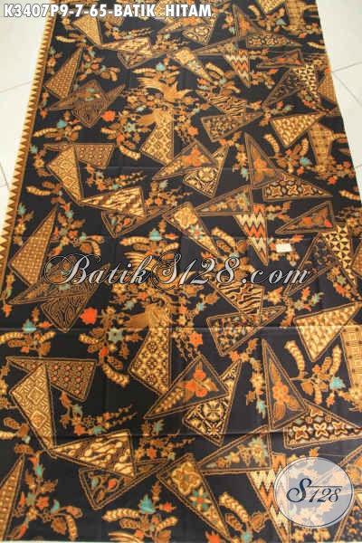 Kain Batik Halus Motif Mewah Proses Printing, Batik Kain Asli Buatan Solo, Cocok Untuk Kemeja Dan Hem Pria Harga 60 Ribuan Saja