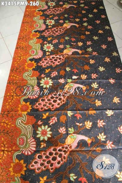 Toko Batik Solo Online Pilihan Komplit, Sedia Kain Batik Bagus Motif Mewah Proses Kombinasi Tulis Cocok Untuk Busana Wanita Muda Dan Dewasa Tampil Mempesona Hanya 260K