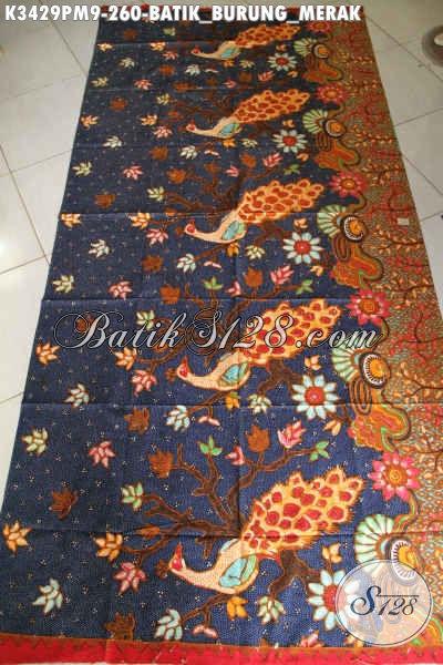 Produk Kain Batik Motif Terbaru Asli Solo Jawa Tengah, Batik Kain Istimewa Kwalitas Premium Proses Kombinasi Tulis, Cocok Untuk Pakaian Kerja Dan Formal