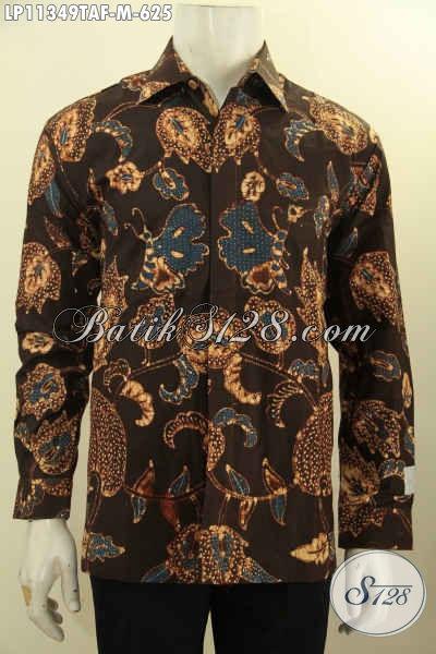 Jual Kemeja Batik Solo Premium Full Furing Halus Dan Mewah, Busana Batik Cowok Terbaru Yang Membuat Penampilan Lebih Percaya Diri