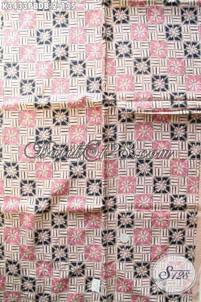 Batik Kain Dolby Nan Istimewa, Batik Halus Motif Keren Proses Printing Cabut, Bisa Untuk Baju Santai Atau Resmi