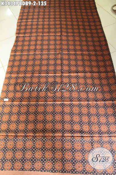Batik Kain Elegan Klasik Bahan Doby, Batik Halus Dan Adem Kwalitas Istimewa Motif Elegan Proses Printing Cabut, Pas Untuk Busana Wanita Pria