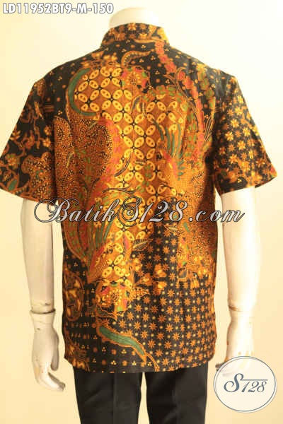 Baju Batik Modern Motif Klasik, Pakaian Batik Pria Masa Kini Yang Bikin Penampilan Lebih Gagah Menawan Jenis Kombinasi Tulis Harga 100 Ribuan