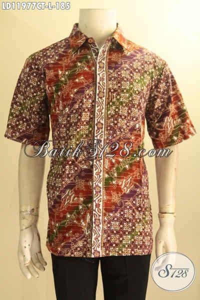 Kemeja Batik Pria Untuk Tampil Gagah Dan Tampan 646cadb73a