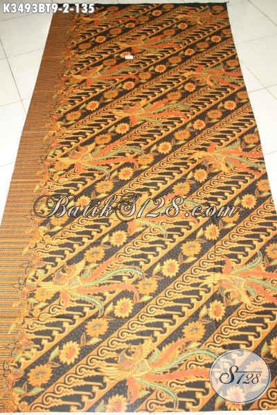Jual Kain Batik Elegan, Batik Solo Asli Jenis Kombinasi Tulis Bahan Pakaian Kerja Dan Acara Formal Hanya 300 Ribuan