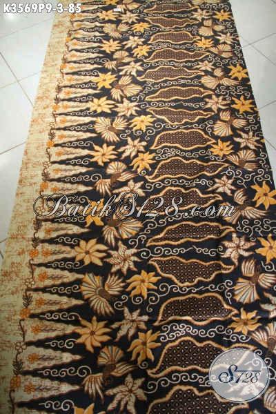 Batik Solo Halus Motif Bagus, Kain Batik Istimewa Dengan Harga Terjangkau Bahan Busana Wanita Maupun Pria Menunjang Penampilan Lebih Sempurna [K3569P-240x110cm]