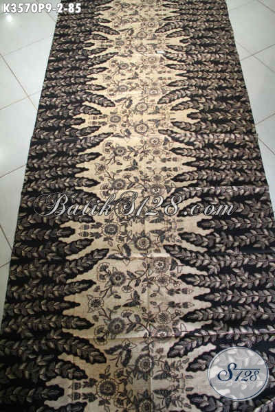 Kain Batik Jawa Tengah Nan Berkelas, Kain Batik Halus Motif Tren Masa Kini Yang Banyak Di Cari, Cocok Untuk Busana Kerja Maupun Untuk Pakaian Acara Formal [K3570P-240x110cm]