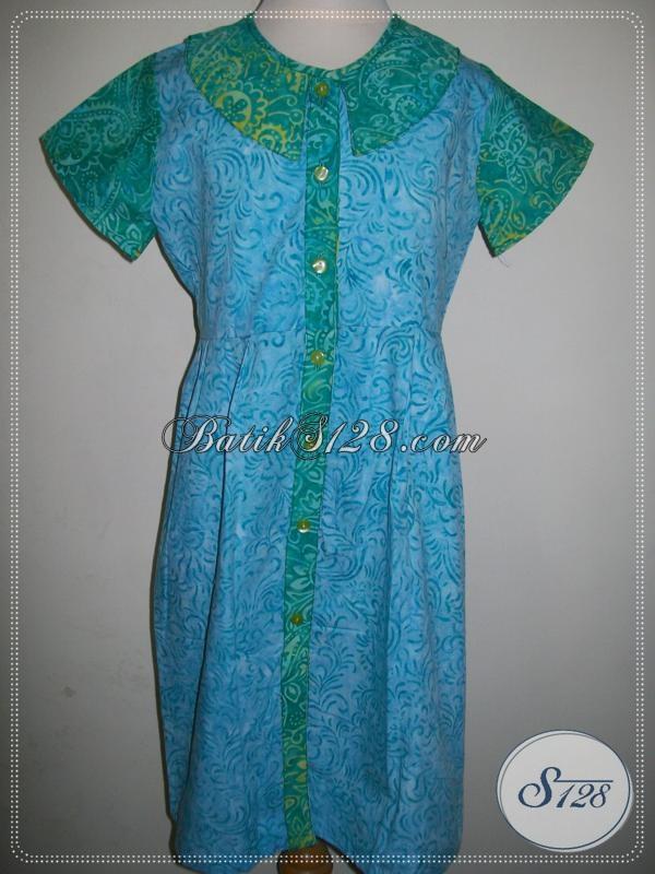 Pakaian Batik Anak Perempuan Lucu Dan Trendy [A005CS]