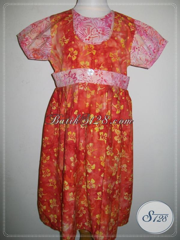 Baju Batik Anak Kecil Perempuan Baju Batik Anak Kecil