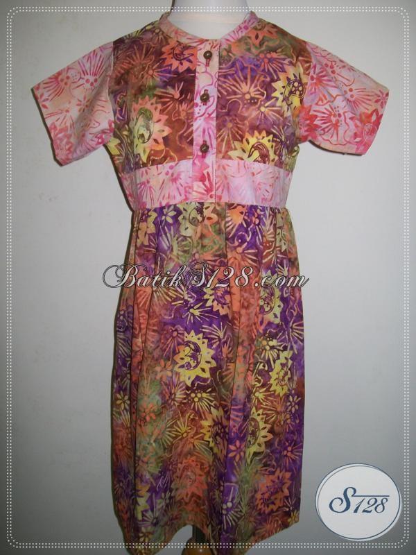 Toko Baju Anak Murah Online Batik Anak Perempuan Cantik