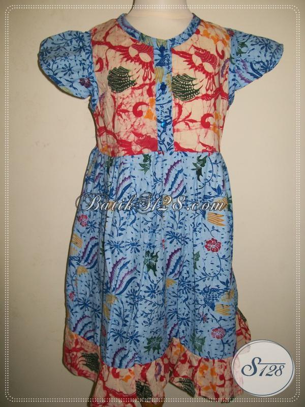 Batik Anak Bocak Perempuan Cantik, Lucu, Gemesin [A017CL]