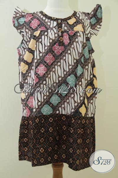 Batik Kombinasi Tulis Untuk Anak-Anak Yang Menyukai Batik [A045CT]