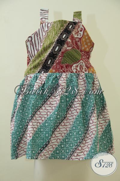 Batik Balita Perempuan Terkini Dengan Model Dan Motif Paling Baru Untuk Anak Usia 3 Hingga 5 Tahun Tampil Lebih Keren Dan Cantik [A056C]
