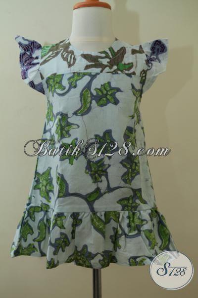 Online Shop Baju Anak Perempuan Baju Batik Anak Perempuan