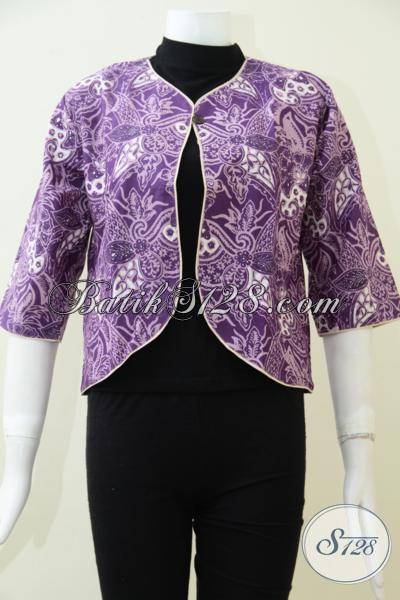 Pusat Belanja Busana Batik Online Untuk Wanita Masa Kini, Toko Batik Balero Hadir Dengan Koleksi Terbaru Lebih Trendy Dan Fashionable [BLR1535CF-ALL Size]