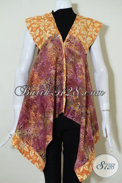 Jual Busana Batik Trend Wanita Muda Masa Kini Baju Batik