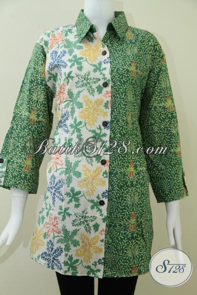 Baju Batik Ukuran Jumbo Untuk Wanita Berbadan Subur