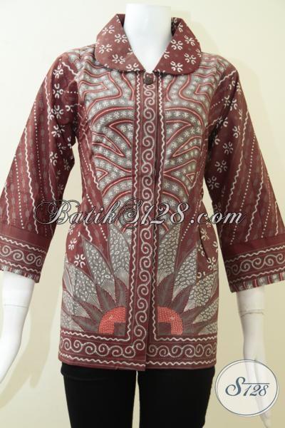 Butik Batik Tulis Untuk Wanita Elegan Dan Trendy [BLS1285T-L]