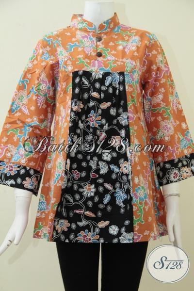 Butik Baju Batik Online Sedia Busana Wanita Modern Model