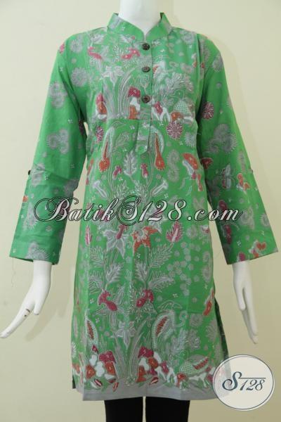 Belanja Busana Blus Batik Online Aman Terpercaya, Baju Batik Wanita Aneka Model Terbaru Dengan Berbagai Pilihan Motif Trend Masa Kini Serta Harga Yang Terjangakau, Size XL