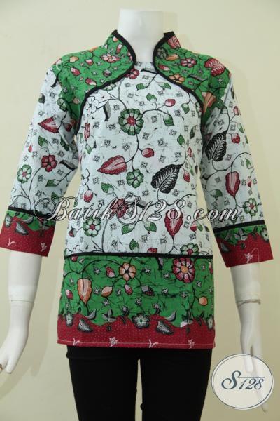 Tempat Belanja Baju Batik Lebaran Terpercaya Jual Pakaian Batik