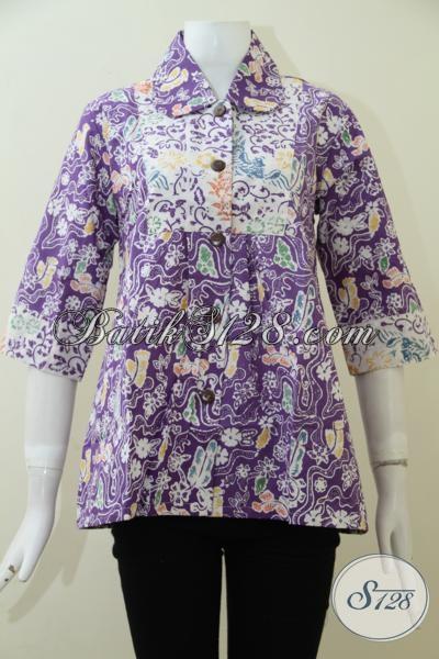 Grosir Eceran Aneka Baju Batik Solo Klasik Modern Untuk Wanita