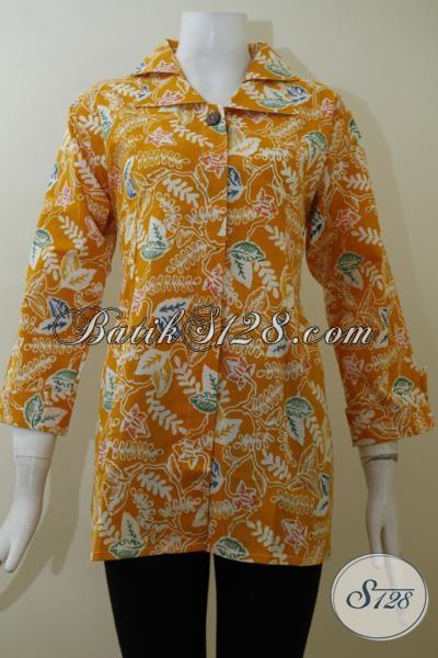 Belanja Online Aneka Busana Batik Wanita Pria Amana Dan Lengkap, Baju Batik Kwalitas Terbaik Dengan Harga Terjangkau [BLS2022C-M]