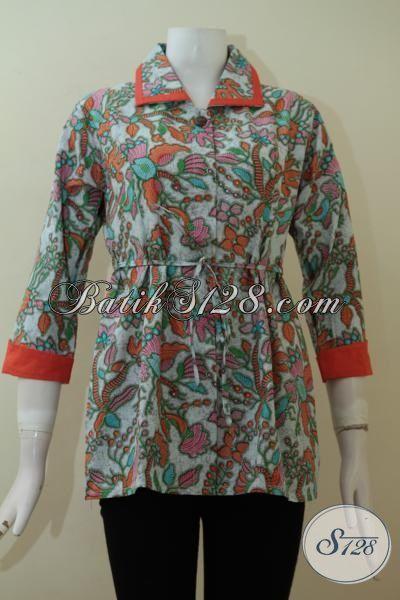 Butik Online Jual Blus Batik Bagus Harga Murah Sekali 2cd2a467b4
