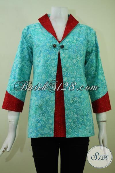 Baju Batik Trendy Kwalitas Bagus Dengan Harga Terjangkau