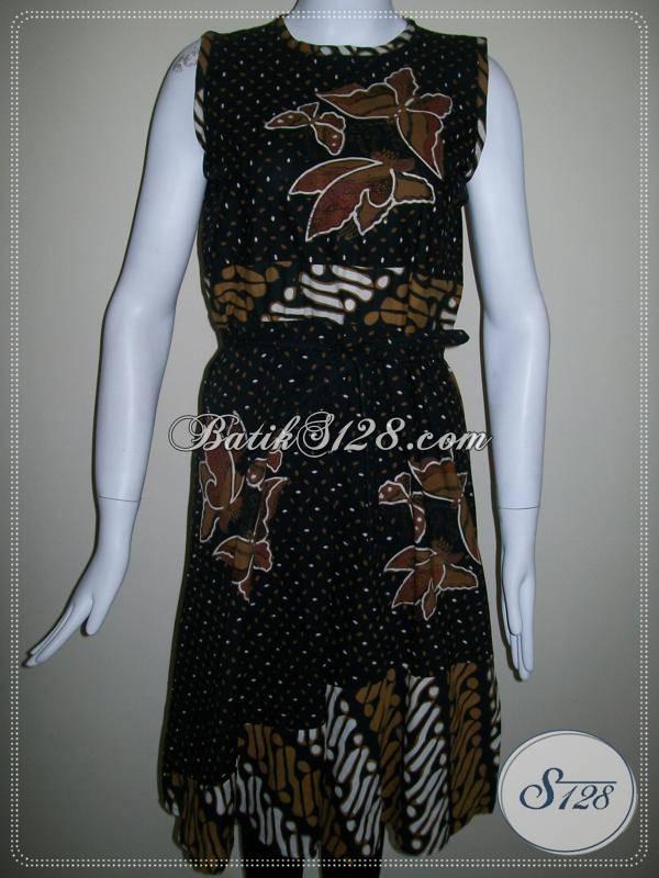 Dress Batik Untuk Busana Pesta