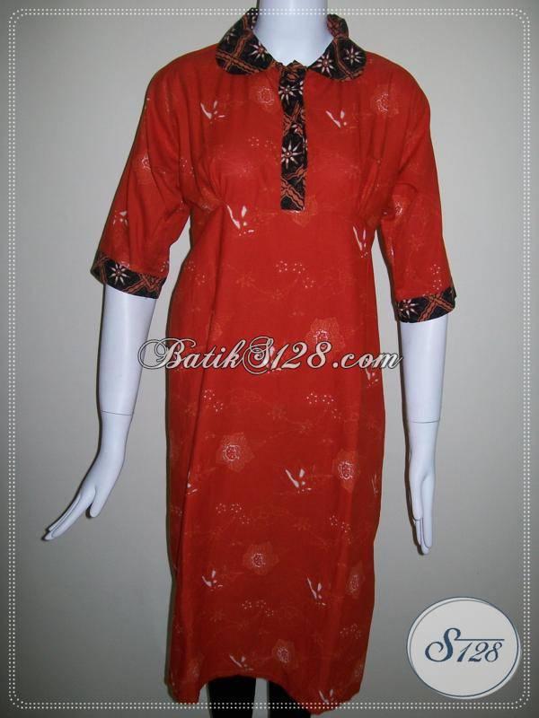 Dress Model Terbaru Dan Baju Batik Halus Batik Jawa