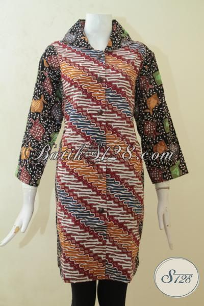 Baju Batik 3l Pas Buat Wanita Gemuk Batik Klasik Parang