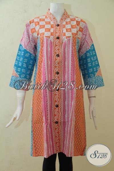 Online Shop Baju Batik Wanita cbe421a758