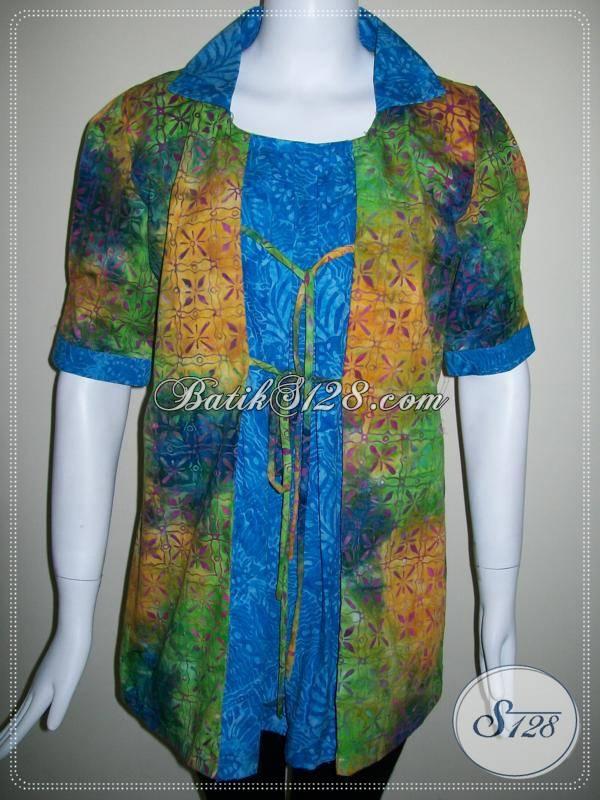 Baju Batik Wanita Solo