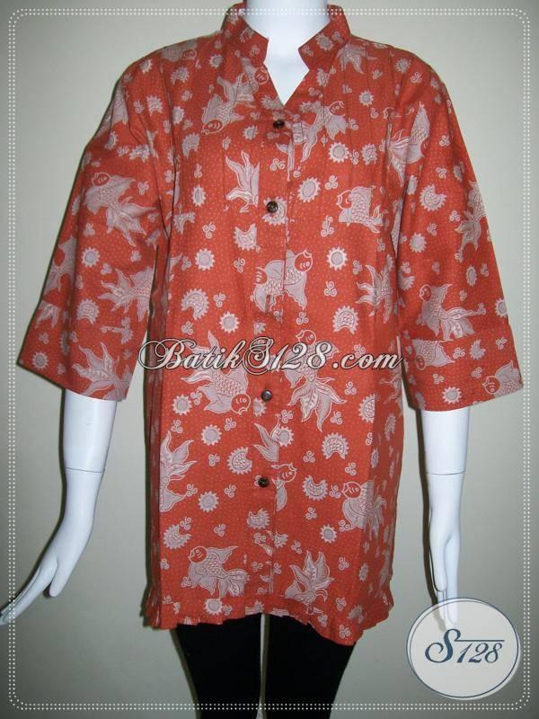 Baju Online Batik Murah Asli Solo