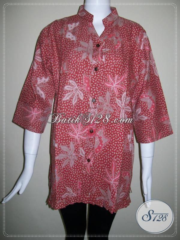 Trend Model Baju Batik Masa Kini Untuk Wanita Dinamis