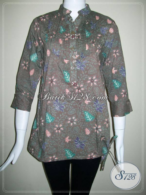Baju Batik Wanita Harga Murah Dan Berkwalitas BLS366CC S