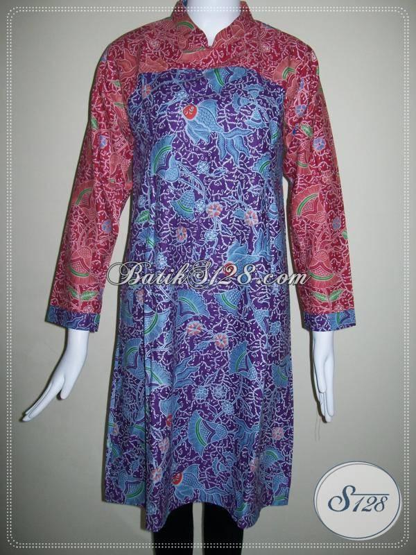 Baju Batik Mewah Hadir Dengan Koleksi Terbaru Busana