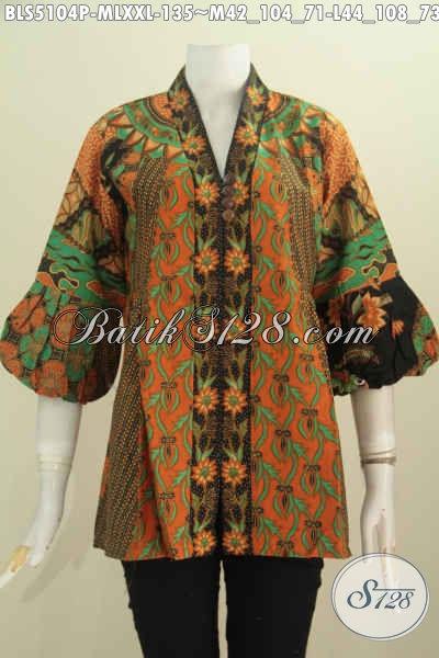 Jual Baju Blus Istimewa Dengan Harga Biasa Pakaian Batik