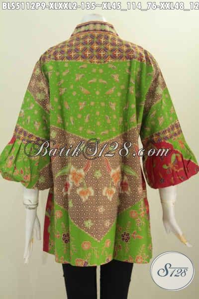 Produk Baju Batik Istimewa Buatan Solo Buat Wanita Dewasa