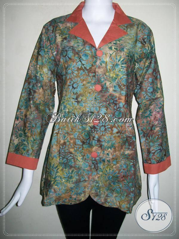 Pusat Baju Batik Asli Solo, Sedia Aneka Busana Batik Wanita Seragam Kerja, Cocok Untuk Wanita Karir Yang Aktif Dan Dinamis